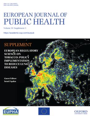 EURJPH Cover Image